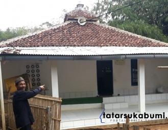 42 Rumah dan Tempat Ibadah Terancam Bencana Pergerakan Tanah di Cibadak Sukabumi, Posko Kesehatan Telah Disiapkan