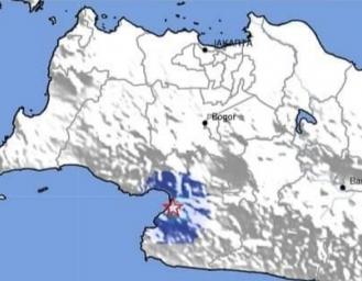 Kenali Sejarah Gempa yang Dipicu oleh Sesar Cimandiri dan Sesar Citarik Sukabumi