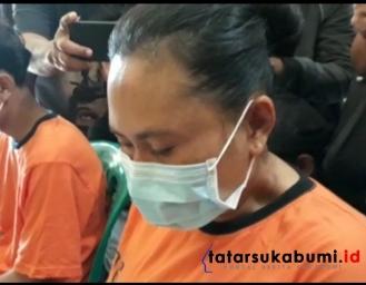 PN Sukabumi Putus 13 Tahun Penjara Kasus Pembunuhan dan Hubungan Badan Ibu dengan Anak Kandung di Sukabumi