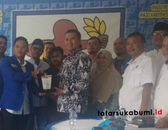 KNPI Kabupaten Sukabumi Dorong Legislatif Terbitkan Perda Kepemudaan
