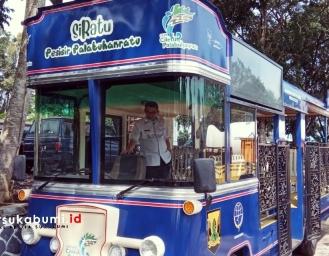 Bus Pariwisata Siratu Dalam Waktu Dekat Beroperasi di Palabuhanratu