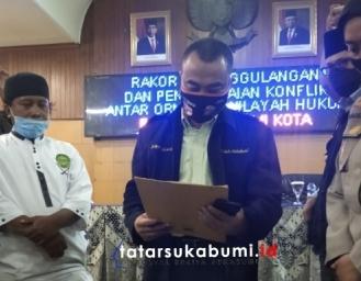 Akhir Bentrok Ormas Sapu Jagat dan BPPKB di Sukabumi