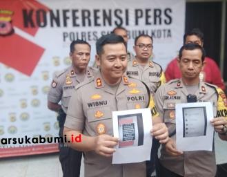 Ternyata Ini Penggerak Pelajar Sukabumi yang Diduga Akan Demo di Jakarta