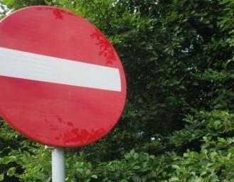 Akses Jalan Sagaranten Tegalbuled Terputus Material Longsor Tutup Seluruh Badan Jalan