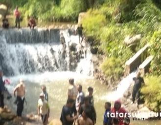 2 Pelajar Tewas Tenggelam di Cisaat Sukabumi