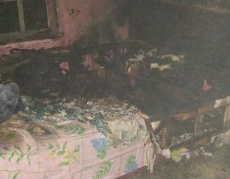 Akibat Charge Handphone Rumah Warga Cikidang Nyaris Ludes Terbakar