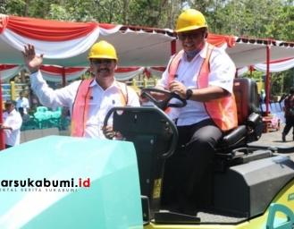 Marwan Hamami : Pekerjaan Infrastruktur Belum Selesai Kita Masih Punya Pekerjaan Rumah