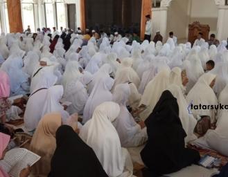 Khatam Al-qur'an KTT Kecamatan Cikembar Sukabumi