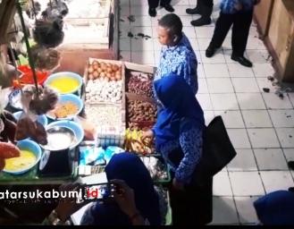 Stabilitas Barang Kebutuhan Pokok Jelang Natal dan Pergantian Tahun 2019 Sukabumi