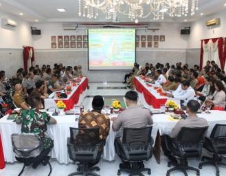 Natal dan Tahun Baru Operasi Lilin Lodaya 2019 Polresta Sukabumi Libatkan 692 Personil Gabungan