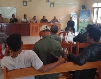 Ketauan Selewengkan Anggaran Dana Desa, Kades Ciemas Sukabumi Siap Ganti Uang 128 Juta