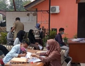 Diserbu Pendaftar Pelatihan Kerja BLK Kabupaten Sukabumi Angkatan II 2020