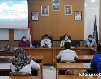 BNNK Sukabumi Gandeng Kecamatan Kebonpedes Dalam Program Ketahanan Keluarga Anti Narkoba