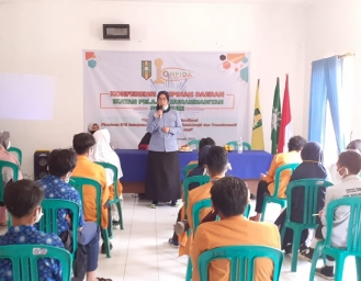 War On Drugs Bagi Kalangan Milenial Program P4GN BNNK Sukabumi