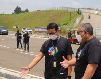 Kawasan Ekonomi Khusus Pariwisata MNC Lido City Perbatasan Bogor Sukabumi