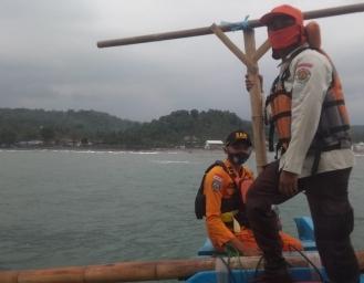 SAR Cari Nelayan Hilang di Perairan Palabuhanratu Sukabumi