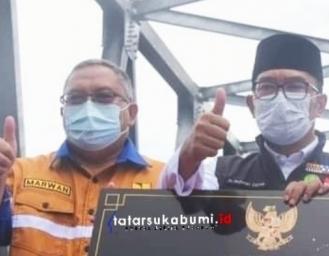 Marwan Hamami Ajukan 36 Rencana Pembanguan Sukabumi ke Ridwan Kamil