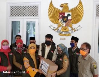 Anak-anak Sukabumi Bebas Dari Covid-19