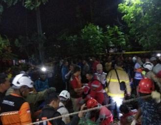 Pria Paruh Baya Tewas di Dasar Sumur di Cicantayan Sukabumi