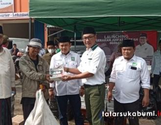 Launching Program PKB Kabupaten Sukabumi Sepanjang Bulan Ramadhan