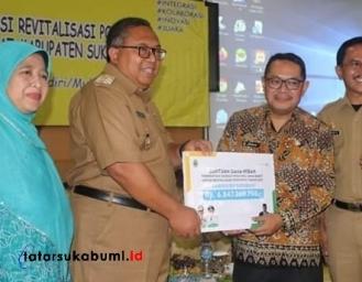 Dana Hibah Pemprov Jabar 6,8 Milyar Bagi Seluruh Posyandu Sukabumi, Marwan Hamami : Laksanakan Secara Baik dan Bermartabat