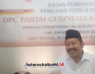 Sofyan Effendy Calon Bupati Sukabumi Curhat Terkait Tudingan dan Isu Miring Terhadapnya