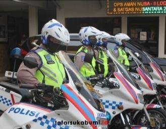 Operasi Patuh Lodaya 2020 Polres Sukabumi Kota Berakhir, Terjadi 3958 Pelanggaran dan 3 Kasus Lakalantas