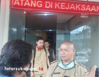 Ditengah Pandemi Covid-19 Kejaksaan Negeri Kabupaten Sukabumi Gelar Bimtek Kades