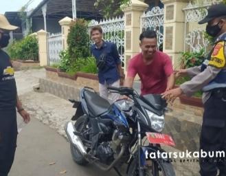 Polsek Baros Lakukan Tracking Testing dan Treatment 3 Wilayah PPKM Mikro Kecamatan Baros Sukabumi