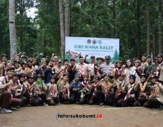 Giri Wana Rally Taman Nasional Gunung Halimun Salak 2019