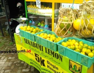 Sukabumi Boga Lemon, Perjuangkan Lemon Lokal Jadi Icon Daerah