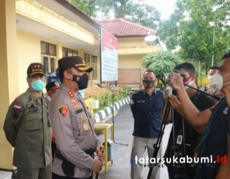 Kapolres Sukabumi Akan Tindak Tegas Kerumunan Perayaan Pergantian Tahun