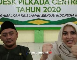 Jane Shalimar Optimis Jadi Bupati Sukabumi Lanjutkan Perjuangan Bunda Reni Marlinawati