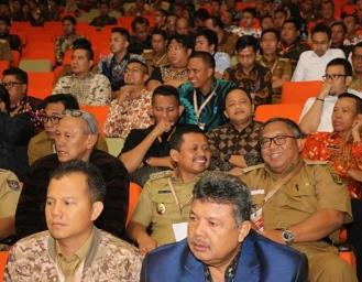 Rakornas Kepala Daerah se-Indonesia Sinergi Untuk Indonesia Maju