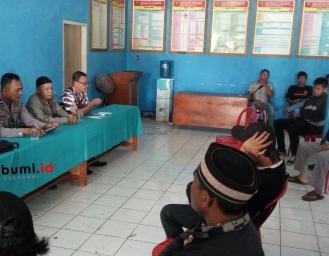 Tanggung Jawab Anggaran Mantan Kades Sukamaju Cikembar Disoal Warga