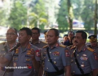 Pendidikan SIP 2020 di Sukabumi, Idham Aziz Minta Polisi Jadi Agen Perubahan