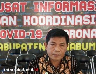 Warga Sukabumi PDP Meninggal Dunia, Harun : Almarhumah Dimakamkan Dengan Protokol Covid-19