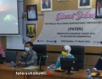 Luar Biasa! Kecamatan Kebonpedes Dapat Mengcover Kekurangan 30 Persen Kebutuhan Darah Warga Kabupaten Sukabumi