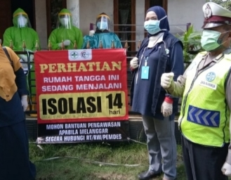 Kasus Positif Covid-19 Sukabumi Bertambah Warga Surade Transmit Jakarta