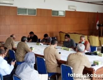 Komisi III DPRD Kabupaten Sukabumi Soroti Realisasi Anggaran Covid-19