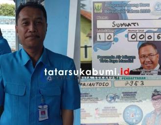 Pemasangan Stiker Perumda Air Minum Kabupaten Sukabumi Tidak Ada Unsur Politik