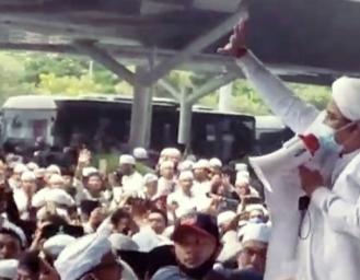 Habib Rizieq Pulang Inilah Pengakuan Ketua MUI Kabupaten Sukabumi Sempat Dekat Saat di Arab Saudi