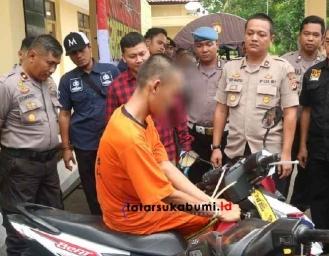 Pelaku Curanmor Wilayah Operasi Cibadak Parungkuda Cicurug Dibekuk Polisi