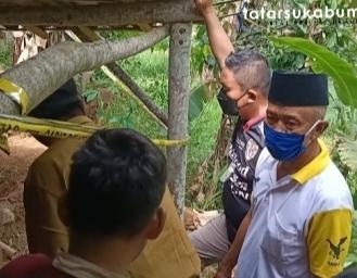 Kerangka Manusia Diduga Korban Pembunuhan Ditemukan di Cikidang Sukabumi