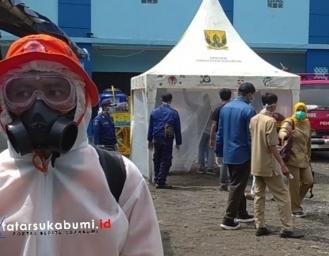Breaking News! Kasus ODP PDP dan Terkonfirmasi Positif Covid-19 Sukabumi Bertambah