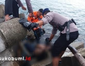 2 Remaja Bogor Tenggelam di Palabuhanratu, 1 Jenazah Berhasil di Evakuasi