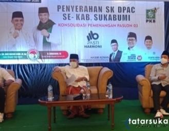 Strategi PKB Menangkan Pilkada Sukabumi, Bakang : Cara Bermain Ulama Tidak Vulgar
