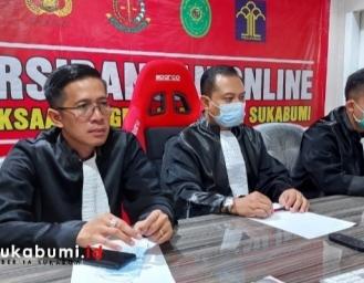 Sidang Putusan Kasus Narkotika 359,37 Kilogram Jaringan Internasional di Sukabumi