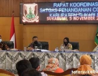 Gani Muhamad Targetkan Sukabumi Masuk Zona Kuning