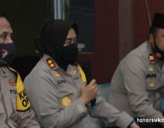 Program Polisi RW, Polres Sukabumi Kota Turunkan 550 Personil Bertugas di 969 RW